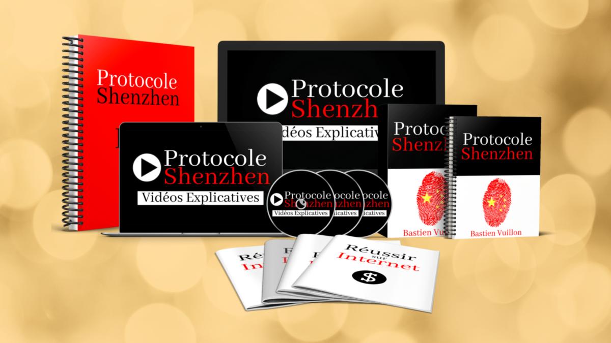 Le Protocole Shenzhen de Bastien Vuillon, une arnaque? Mon avis