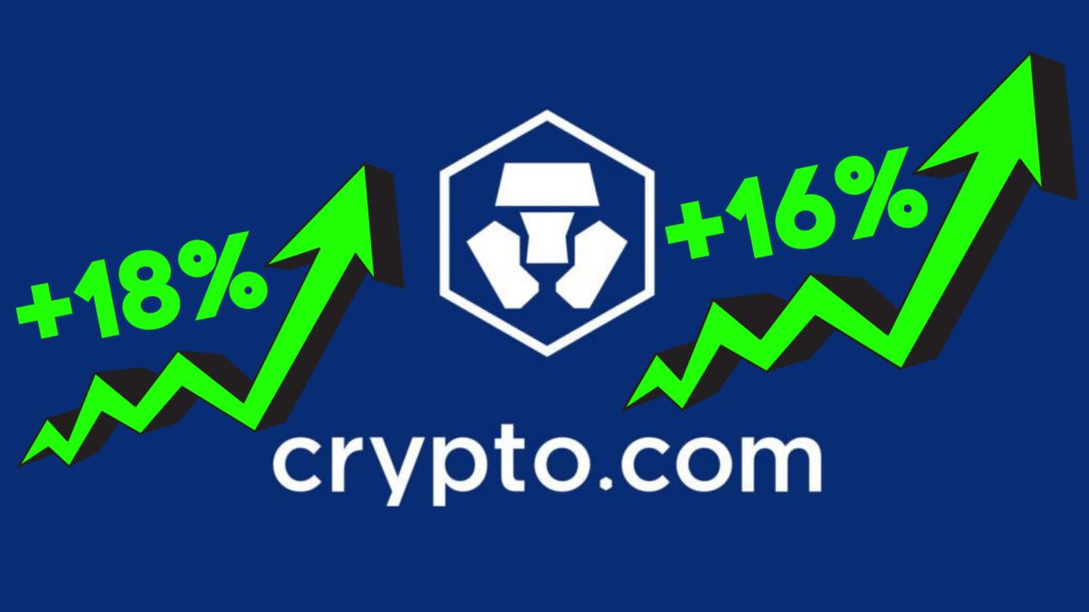 Investissez sans risque à des taux fantastiques avec Crypto.com