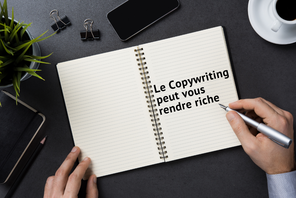 Le copywriting, c'est quoi ?